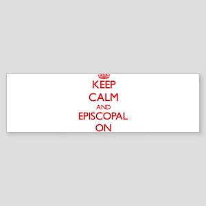 EPISCOPAL Bumper Sticker
