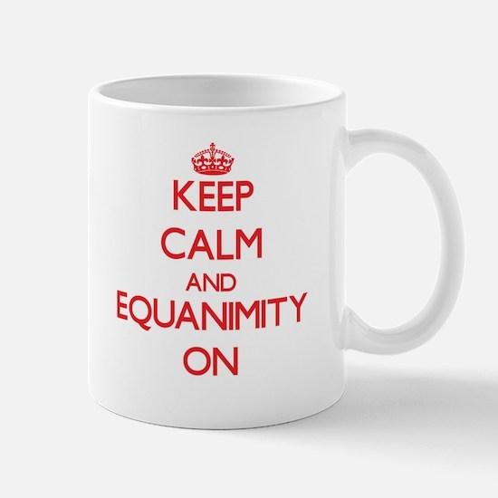 EQUANIMITY Mugs