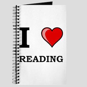 I Heart Reading Journal