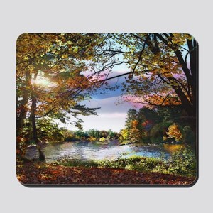 Autumn Country Mousepad