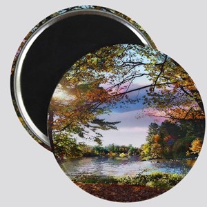 Autumn Country Magnet