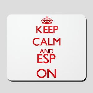 ESP Mousepad