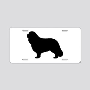 Cavalier King Charles Spani Aluminum License Plate