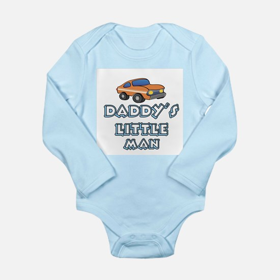 Daddy's Little Man Body Suit