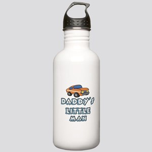 Daddy's Little Man Stainless Water Bottle 1.0L