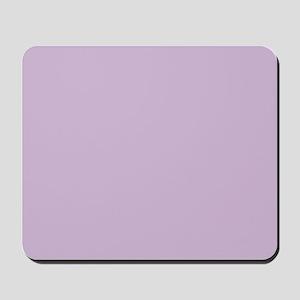 Solid Lavender Mousepad