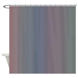 Dusty Rose Shower Curtains