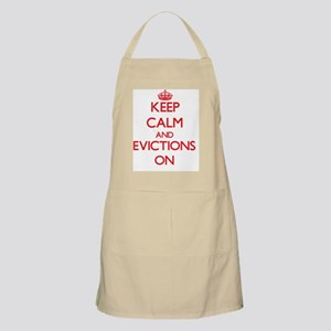 EVICTIONS Apron