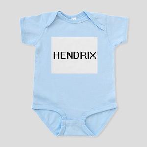 Hendrix digital retro design Body Suit