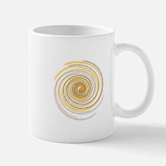 Pi Swirl Mug