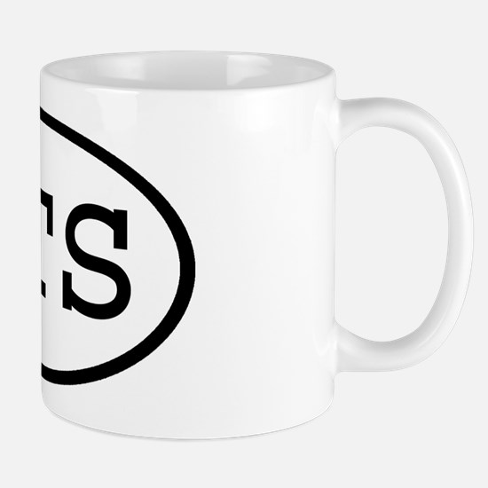 GTS Oval Mug