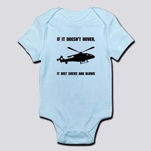 Helicopter Hover Body Suit