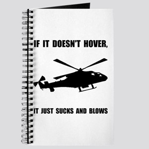 Helicopter Hover Journal