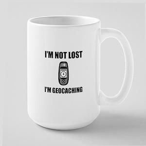 Geocaching Not Lost Mugs