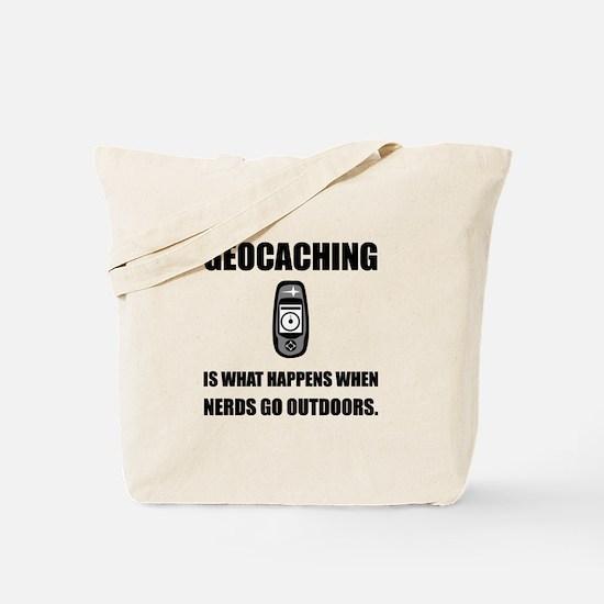 Geocaching Nerds Tote Bag
