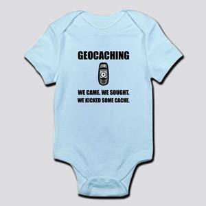 Geocaching Kicked Cache Body Suit