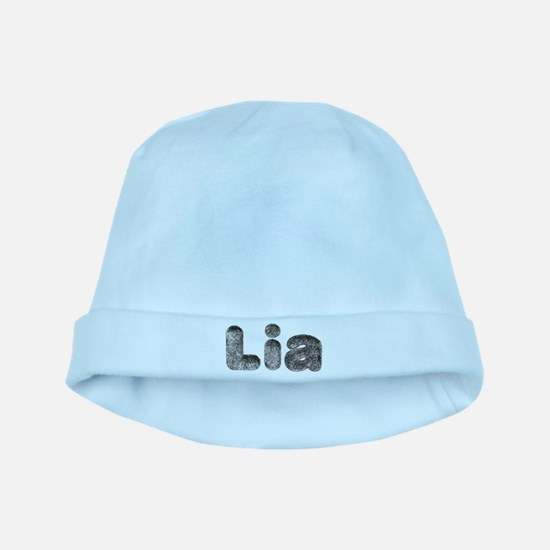 Lia Wolf baby hat