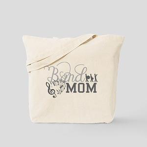 Band Mom Tote Bag