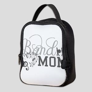 Band Mom Neoprene Lunch Bag