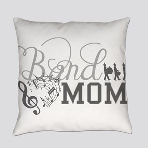 Band Mom Everyday Pillow