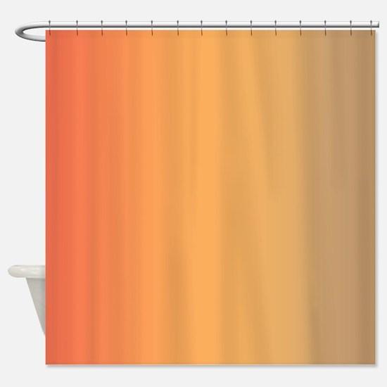 Sunset Sand Shower Curtain