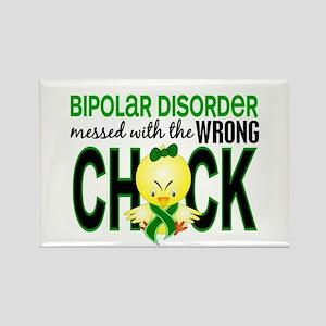 Bipolar Disorder MessedWithWrongC Rectangle Magnet