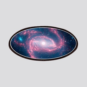 Coiled Galaxy Patch