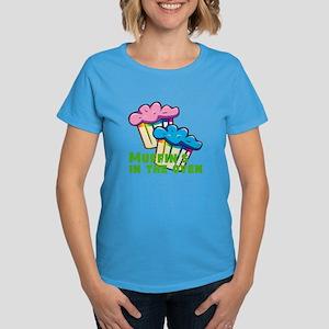 Muffin's In Oven Women's Dark T-Shirt