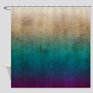 Aurora Morning Shower Curtain