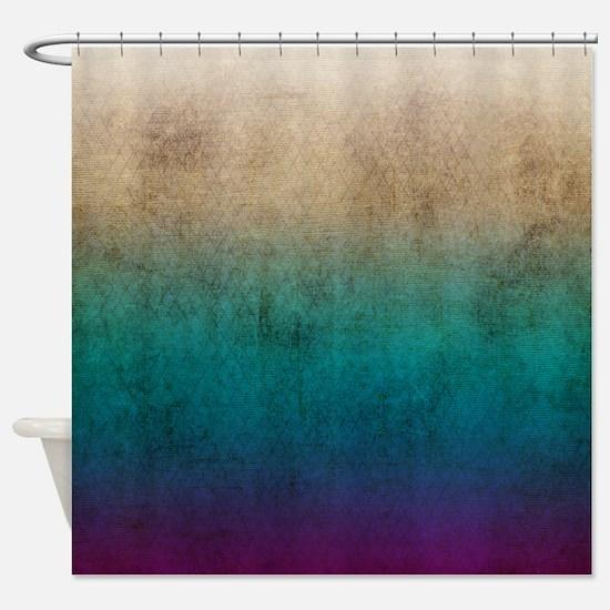 Aurora Morning Shower Curtain
