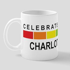 CHARLOTTESVILLE - Celebrate D Mug
