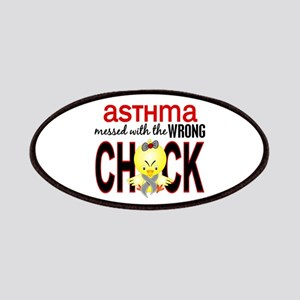 Asthma MessedWithWrongChick1 Patch