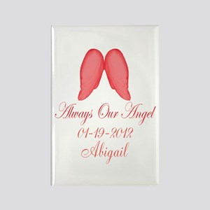 Pink Always Our Angel Magnets