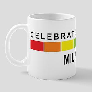 MILPITAS - Celebrate Diversit Mug