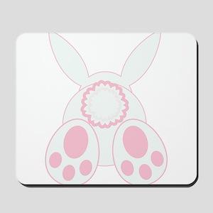 Bunny Back Mousepad