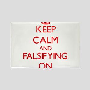 Falsifying Magnets