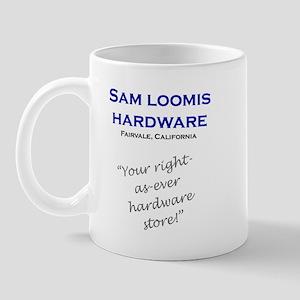 Sam Loomis Hardware Store Mug
