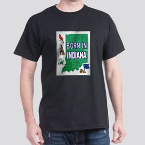 INDIANA BORN T-Shirt