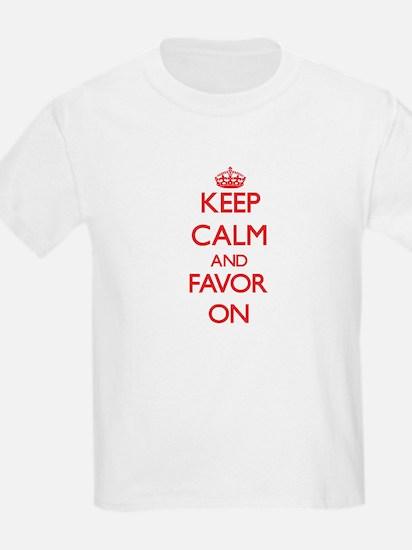Favor T-Shirt