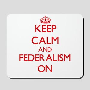 Federalism Mousepad