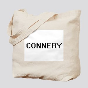 Connery digital retro design Tote Bag