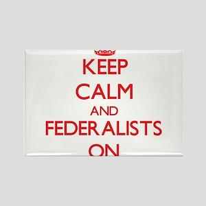 Federalists Magnets