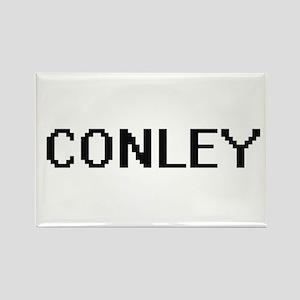 Conley digital retro design Magnets