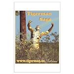 Tigerman Large Poster