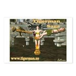 Earth Mother Takes Charge Postcards (Package of 8)