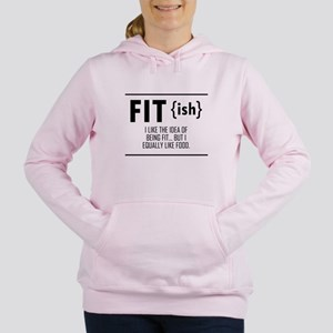 FIT {ish} Women's Hooded Sweatshirt