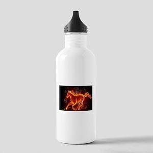 Fire Horse Water Bottle
