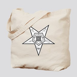 OES Black n' White Tote Bag