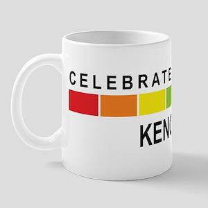 KENOSHA - Celebrate Diversity Mug