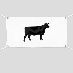 Black Angus Banner